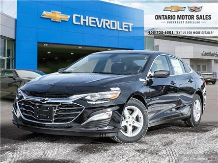 2021 Chevrolet Malibu LS (Stk: 1059370) in Oshawa - Image 1 of 18