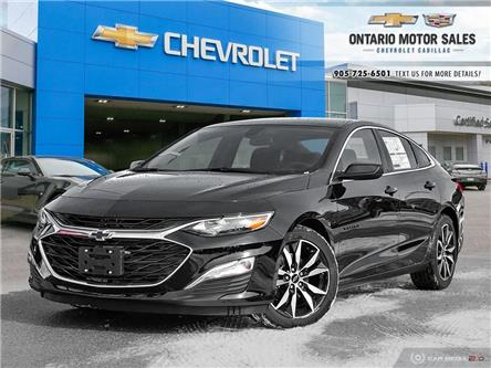 2021 Chevrolet Malibu RS (Stk: 1052873) in Oshawa - Image 1 of 18