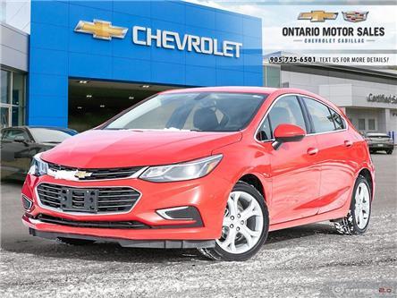 2018 Chevrolet Cruze Premier Auto (Stk: 14021A) in Oshawa - Image 1 of 36