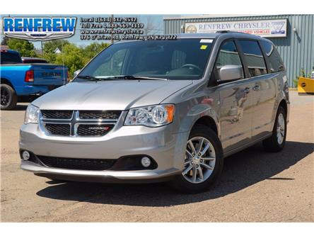 2020 Dodge Grand Caravan Premium Plus (Stk: L070) in Renfrew - Image 1 of 25