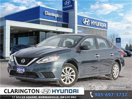 2016 Nissan Sentra 1.8 SV (Stk: 20635A) in Clarington - Image 1 of 27