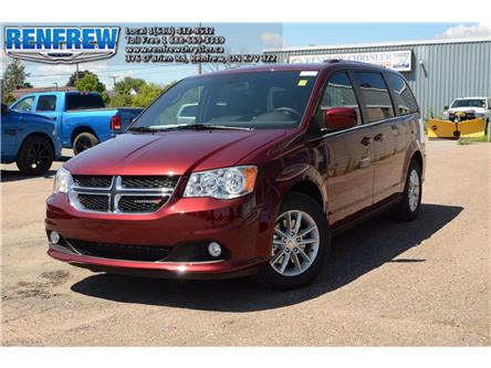2020 Dodge Grand Caravan Premium Plus (Stk: L068) in Renfrew - Image 1 of 27