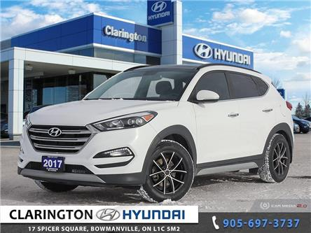 2017 Hyundai Tucson Limited (Stk: 20885A) in Clarington - Image 1 of 27