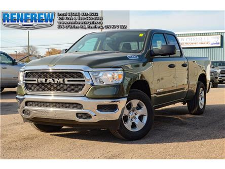 2021 RAM 1500 Tradesman (Stk: M002) in Renfrew - Image 1 of 28