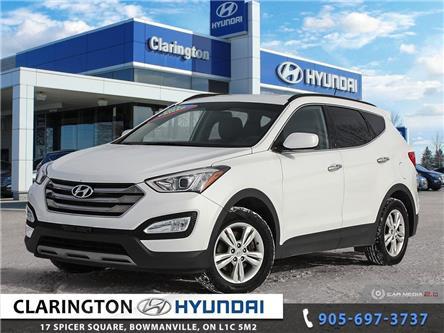 2016 Hyundai Santa Fe Sport  (Stk: 20956A) in Clarington - Image 1 of 27