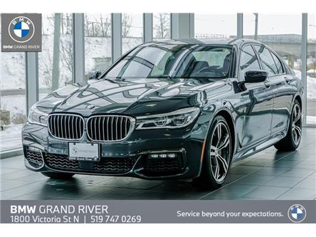 2018 BMW 750i xDrive (Stk: PW5507) in Kitchener - Image 1 of 18