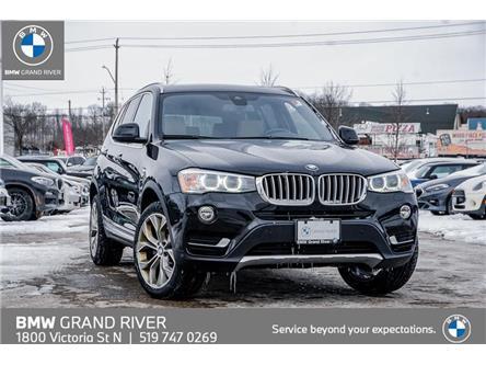 2017 BMW X3 xDrive28i (Stk: PW5755) in Kitchener - Image 1 of 25