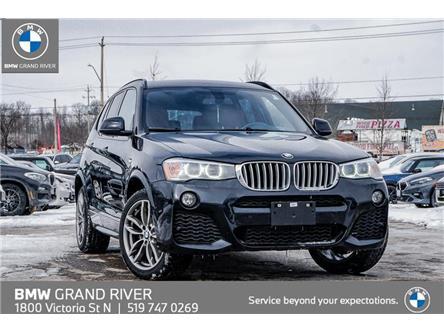2017 BMW X3 xDrive28i (Stk: PW5764) in Kitchener - Image 1 of 26