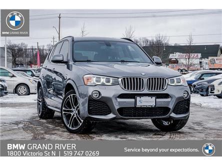 2017 BMW X3 xDrive35i (Stk: PW5784) in Kitchener - Image 1 of 26