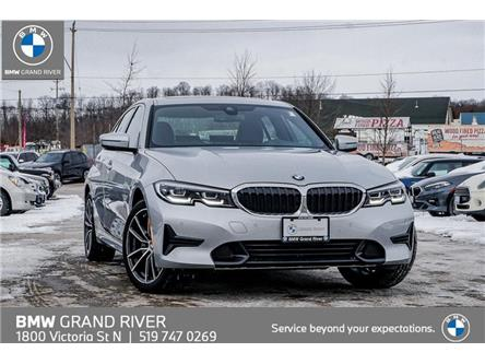 2020 BMW 330i xDrive (Stk: PW5786) in Kitchener - Image 1 of 27