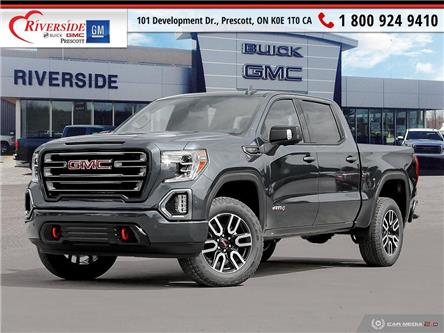 2021 GMC Sierra 1500 AT4 (Stk: Z21024) in Prescott - Image 1 of 23