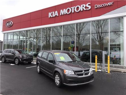 2016 Dodge Grand Caravan SE/SXT (Stk: X5030A) in Charlottetown - Image 1 of 25