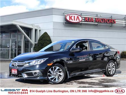 2018 Honda Civic EX (Stk: 08221A) in Burlington - Image 1 of 30