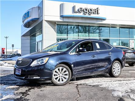 2015 Buick Verano Base (Stk: 2428A) in Burlington - Image 1 of 26