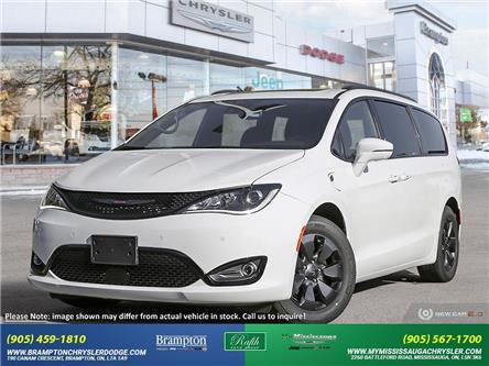 2020 Chrysler Pacifica Hybrid Limited (Stk: 21149) in Brampton - Image 1 of 23