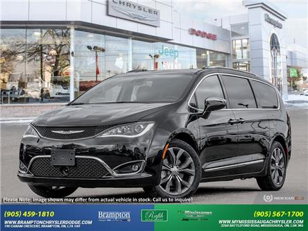 2021 Chrysler Pacifica Limited (Stk: 21368) in Brampton - Image 1 of 23