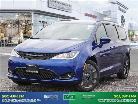 2020 Chrysler Pacifica Touring-L (Stk: 21195) in Brampton - Image 1 of 30
