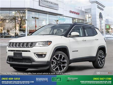 2021 Jeep Compass Limited (Stk: 21303) in Brampton - Image 1 of 22