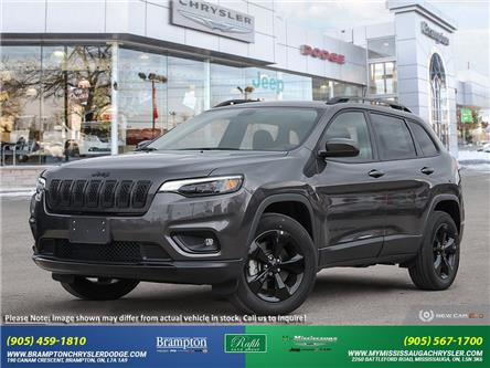 2021 Jeep Cherokee Altitude (Stk: 21107) in Brampton - Image 1 of 23