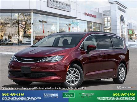 2021 Chrysler Grand Caravan SXT (Stk: 21424) in Brampton - Image 1 of 23