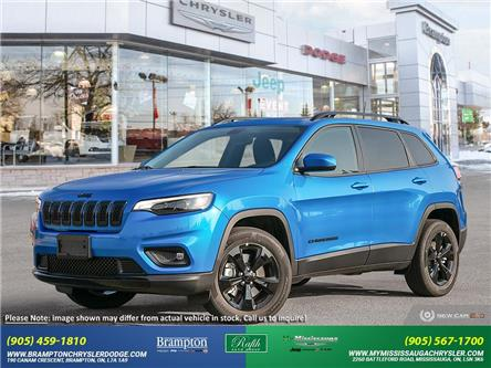 2021 Jeep Cherokee Altitude (Stk: 21147) in Brampton - Image 1 of 23
