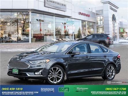 2020 Ford Fusion Hybrid Titanium (Stk: 13918) in Brampton - Image 1 of 30