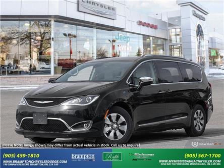 2020 Chrysler Pacifica Hybrid Limited (Stk: 21179) in Brampton - Image 1 of 21