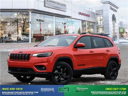 2021 Jeep Cherokee Altitude (Stk: 21154) in Brampton - Image 1 of 30