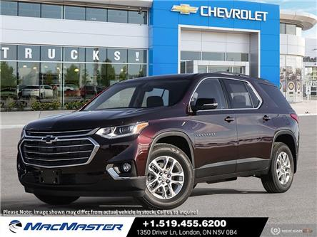 2021 Chevrolet Traverse LT Cloth (Stk: 210322) in London - Image 1 of 23