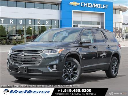 2021 Chevrolet Traverse RS (Stk: 210290) in London - Image 1 of 23