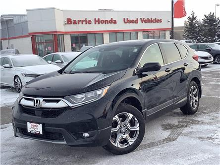 2018 Honda CR-V EX-L (Stk: U18346) in Barrie - Image 1 of 27