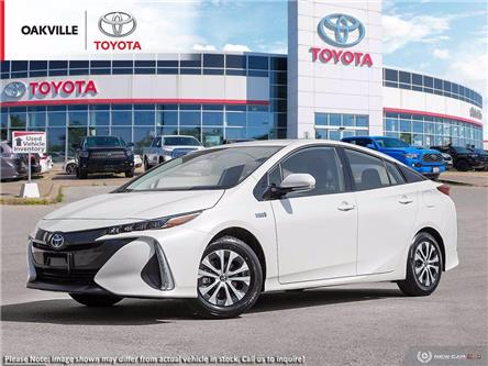 2021 Toyota Prius Prime Upgrade (Stk: 21291) in Oakville - Image 1 of 10