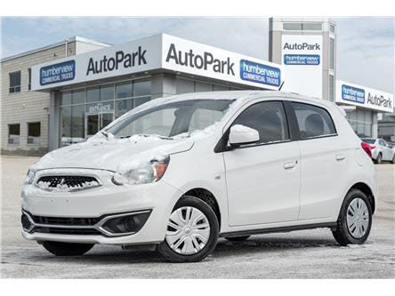 2019 Mitsubishi Mirage ES (Stk: APR9896) in Mississauga - Image 1 of 18