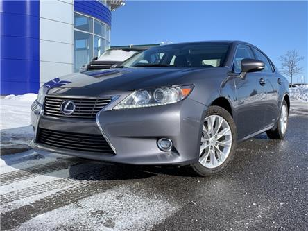 2014 Lexus ES 300h Base (Stk: A0504) in Ottawa - Image 1 of 11