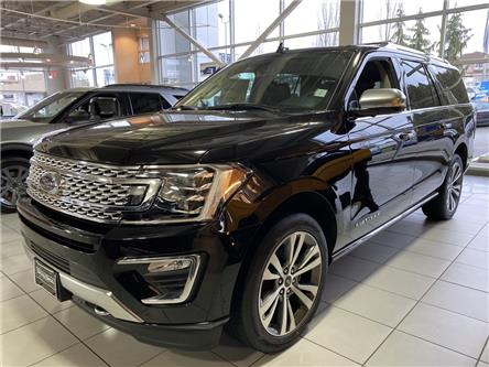 2021 Ford Expedition Max Platinum (Stk: 216159) in Vancouver - Image 1 of 9