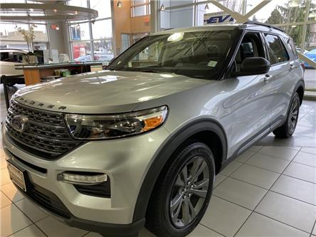 2021 Ford Explorer XLT (Stk: 216132) in Vancouver - Image 1 of 9