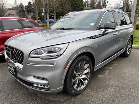 2021 Lincoln Aviator Grand Touring (Stk: 21650) in Vancouver - Image 1 of 10