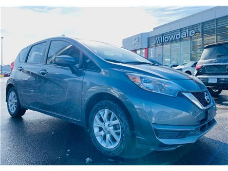 2018 Nissan Versa Note 1.6 SV (Stk: N1414A) in Thornhill - Image 1 of 19