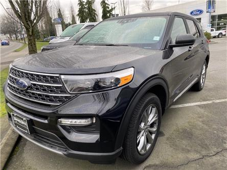 2021 Ford Explorer XLT (Stk: 216170) in Vancouver - Image 1 of 9