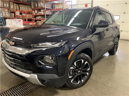 2021 Chevrolet TrailBlazer LT (Stk: MB100067) in Cranbrook - Image 1 of 24