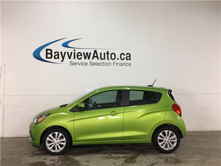 2016 Chevrolet Spark 1LT Manual (Stk: 37446J) in Belleville - Image 1 of 23