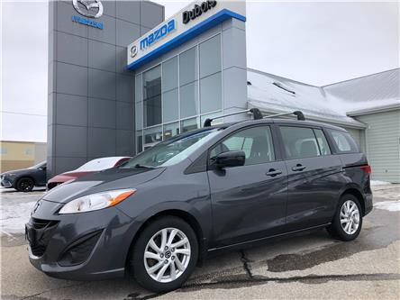 2017 Mazda Mazda5 GS (Stk: UC5900) in Woodstock - Image 1 of 17