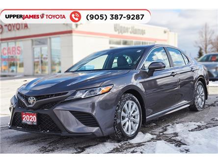 2020 Toyota Camry SE (Stk: 92721) in Hamilton - Image 1 of 21