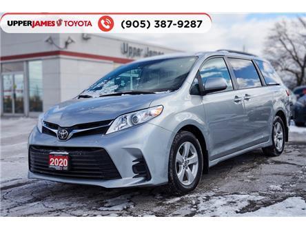 2020 Toyota Sienna LE 8-Passenger (Stk: 92580) in Hamilton - Image 1 of 19
