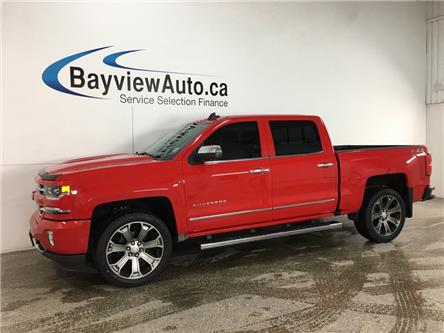 2018 Chevrolet Silverado 1500 2LZ (Stk: 37627W) in Belleville - Image 1 of 30