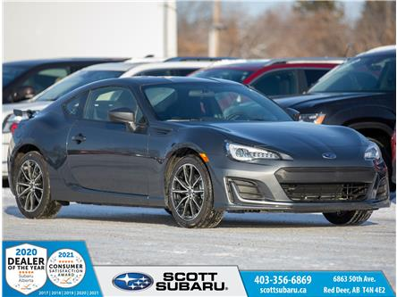 2020 Subaru BRZ Base (Stk: 703130) in Red Deer - Image 1 of 14