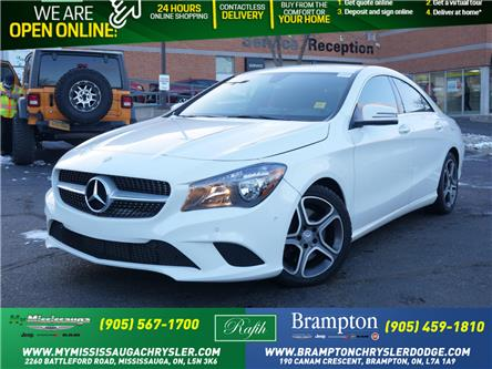 2015 Mercedes-Benz CLA-Class Base (Stk: 1270) in Mississauga - Image 1 of 23