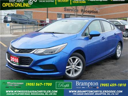 2016 Chevrolet Cruze LT Auto (Stk: 21134B) in Mississauga - Image 1 of 21