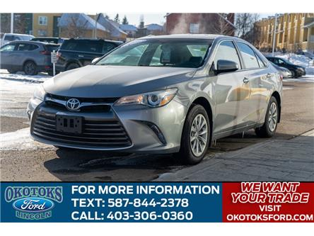 2015 Toyota Camry LE (Stk: B84072) in Okotoks - Image 1 of 23