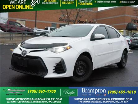 2018 Toyota Corolla SE (Stk: 21175A) in Mississauga - Image 1 of 23